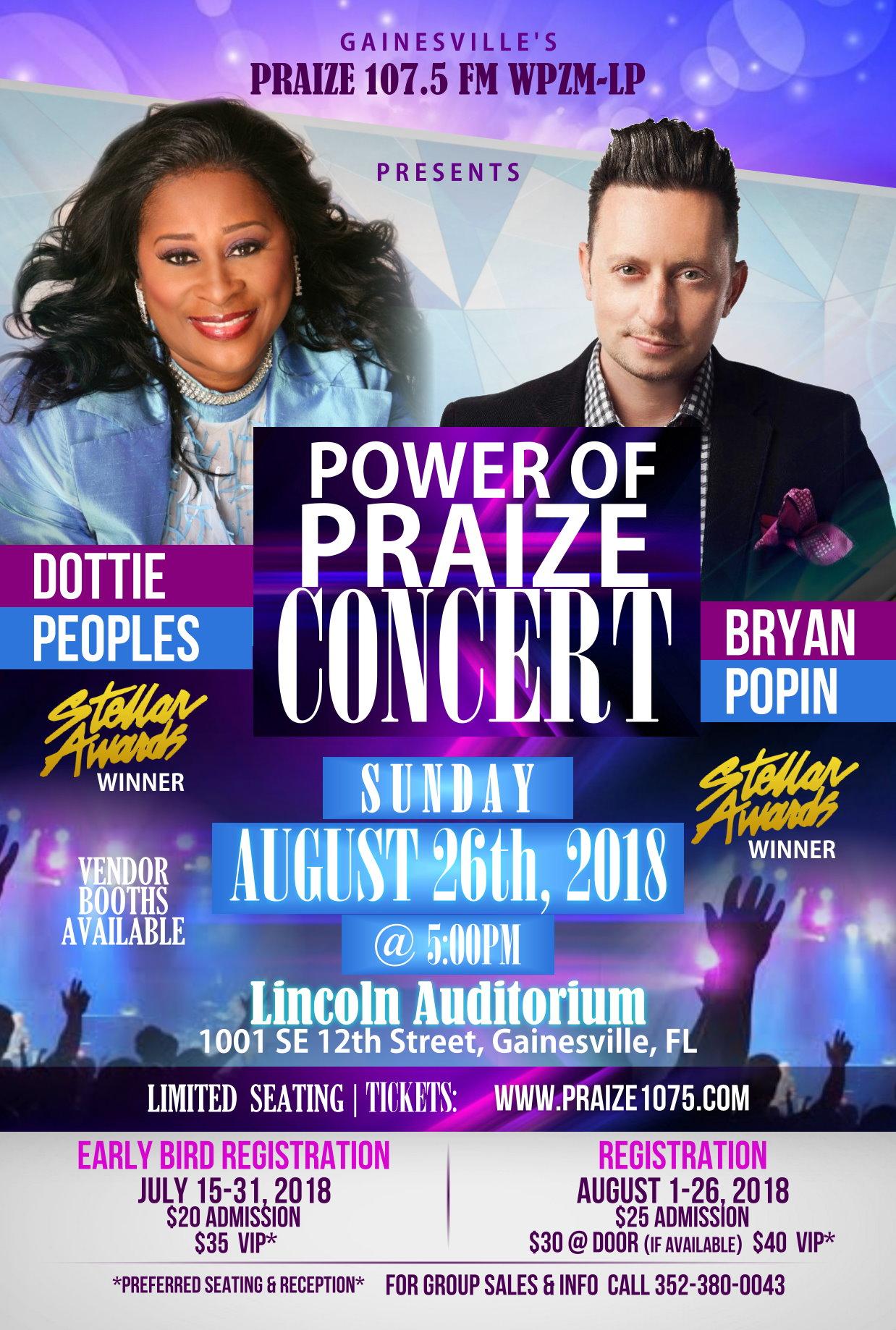 Praize_Concert